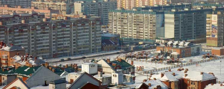 Быстрорастущая инфраструктура микрорайона